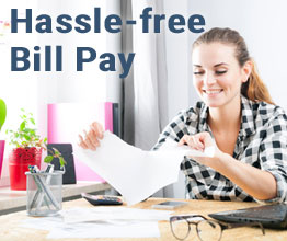 Hassle-free Bill Pay